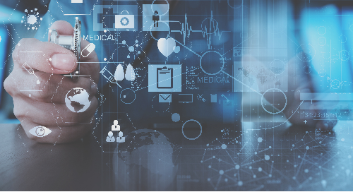 Medical Devices, EHRs, and health systems with data integration points