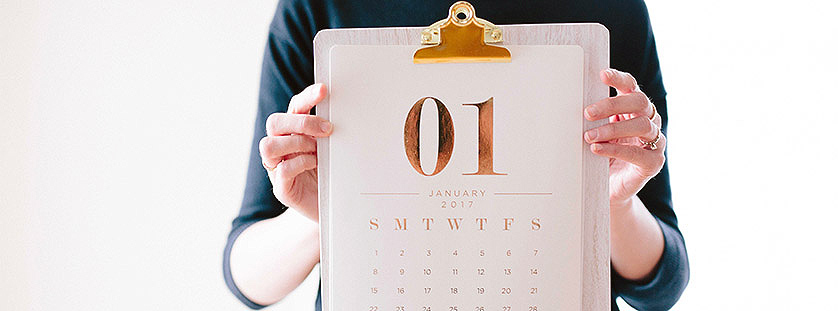 his is the year that you'll stick to those New Year's resolutions with these tips and tricks for pursuing your goals over time.