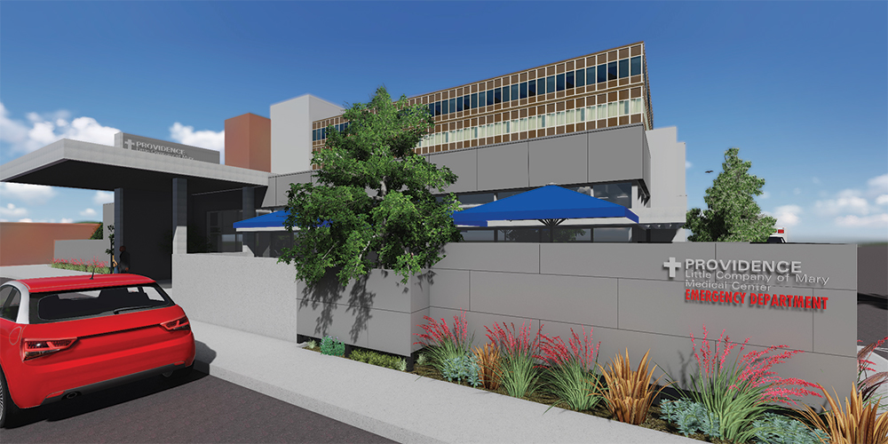 Providence Little Company of Mary Medical Center San Pedro will break ground on an exciting expansion this spring, all to keep up with a growing community.