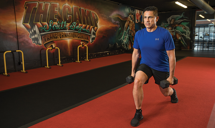 ​Bariatric surgery changed Galo Franco from a person constantly in pain to someone who runs 10K races with his son.