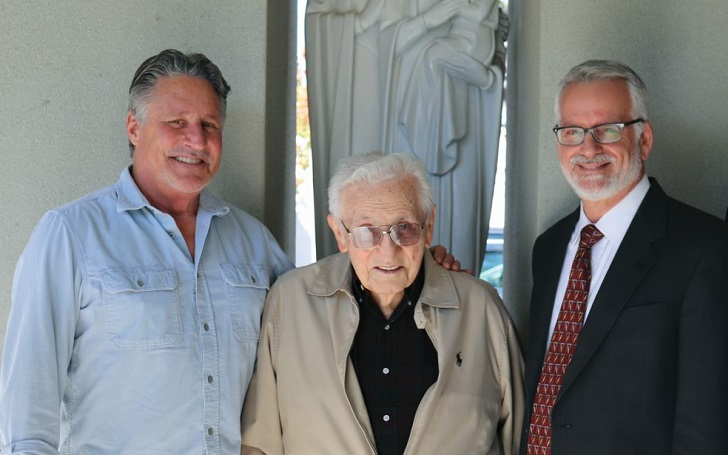 David Ghirardelli, Al Ghirardelli, Dr. Bernie Klein