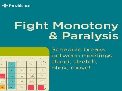 fight monotony image