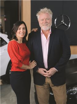 Distinguish Corporate Partners program and the confirmation of Price Simms Family Dealerships as a $50,000 partner.