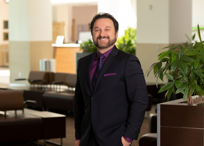 Medical Director of Hepatobiliary Program at Providence Holy Cross Medical Center, Dr. Babak (Bobby) Eghbalieh, M.D. FACS