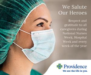 hospital week caregiver