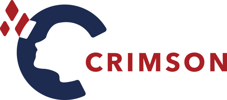 Crimson Blog logo