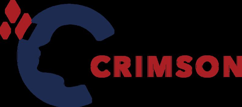 Crimson Blog logo