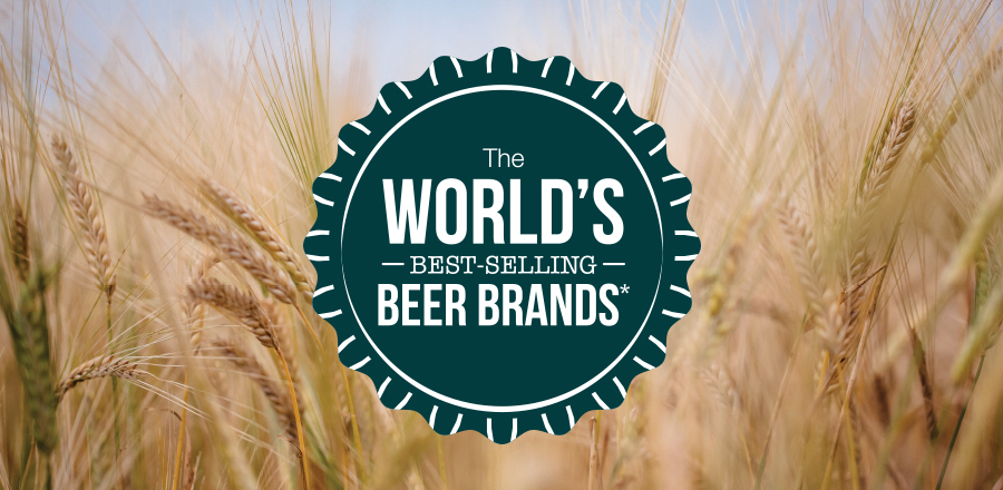 World's Best-Selling Beer Brands