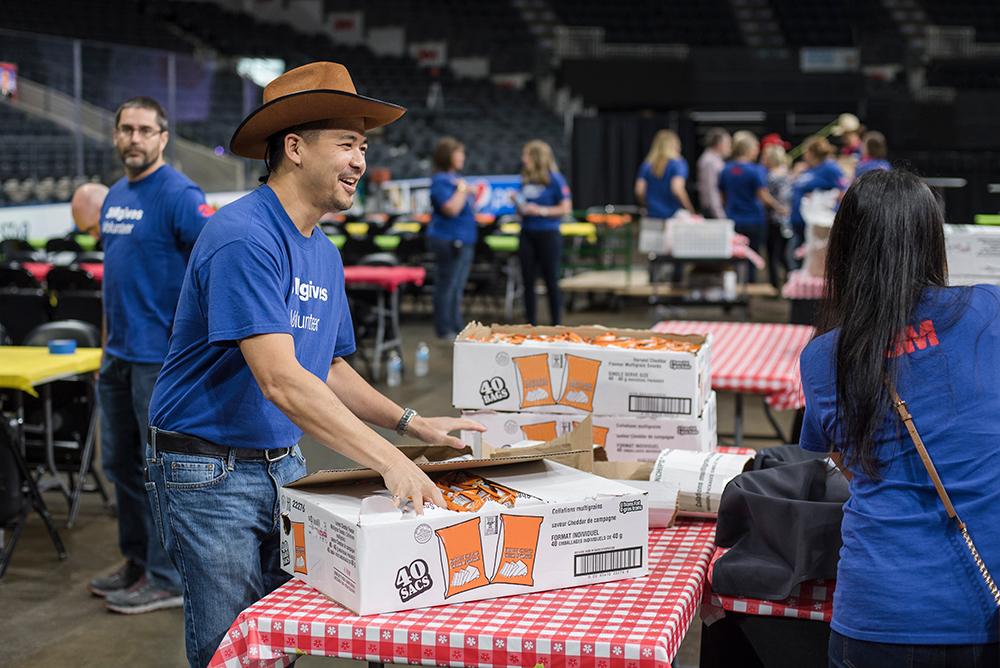 3M gives volunteers