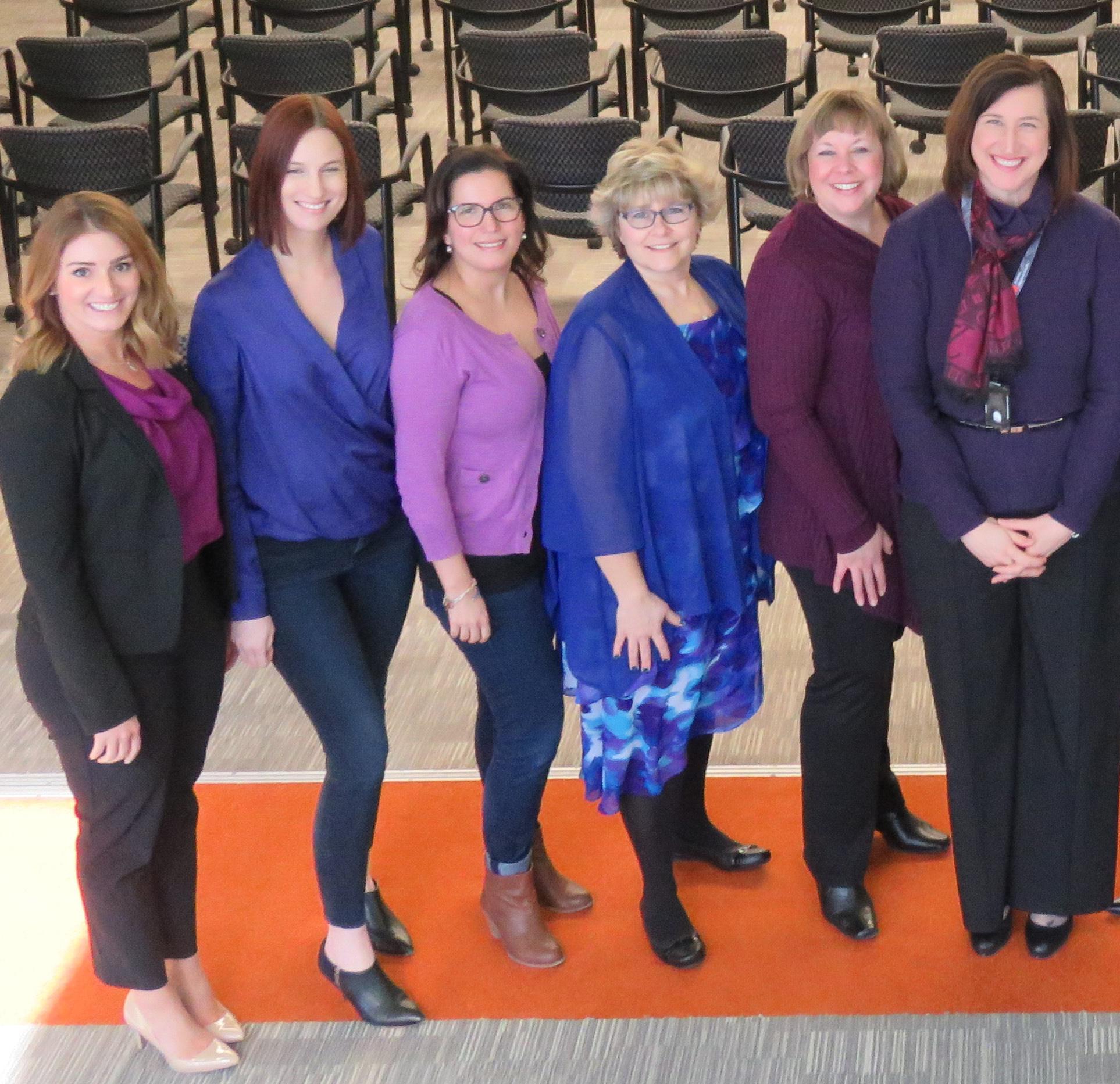 Ateliers du Forum sur le leadership des femmes