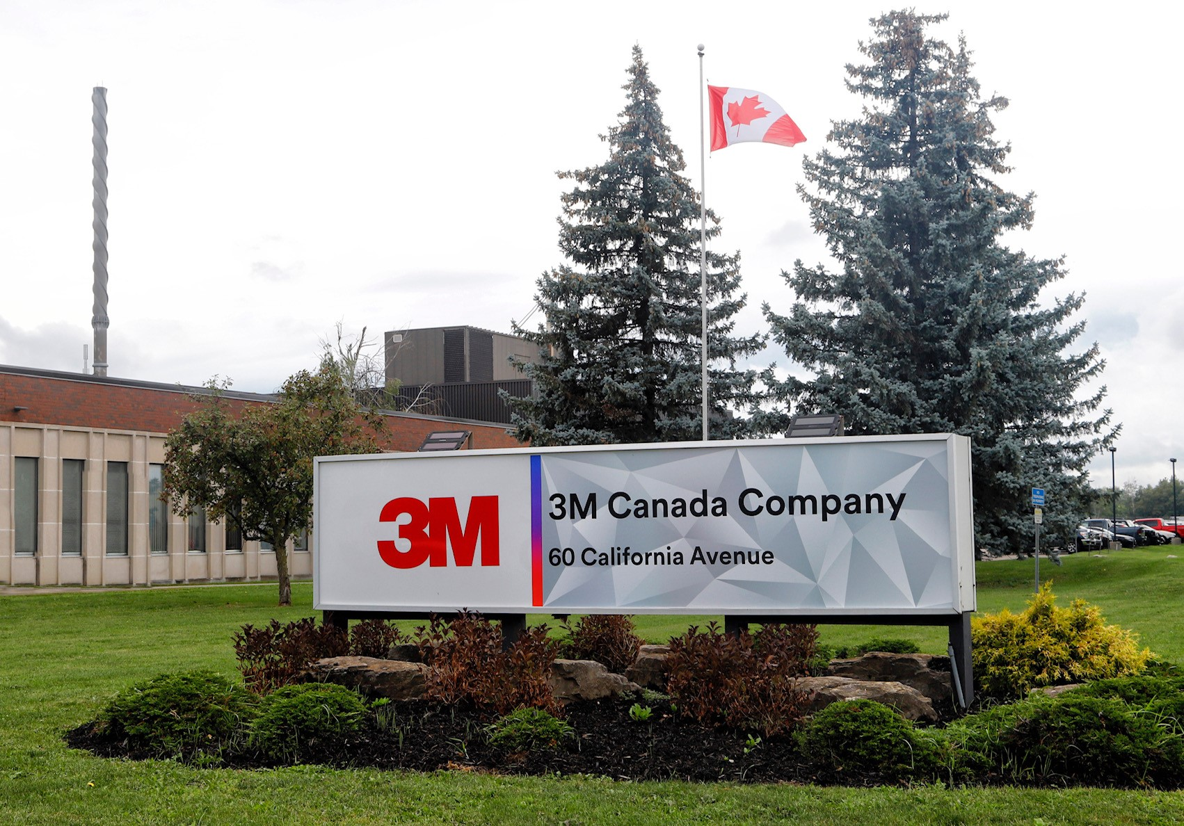 Brockville, Ontario manufacturing plant