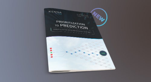 Prioritization to Prediction Report
