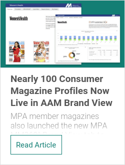 Nearly 100 Consumer Magazine Profiles Now Live in AAM Brand View