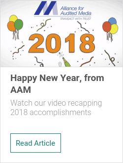 Happy New Year, from AAM
