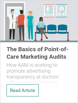 The 5Ws of Third-Party Point-of-Care Advertising Audits