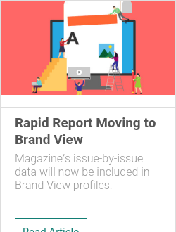 Rapid Report Moving to Brand View