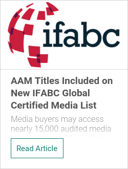 AAM Titles Included on New IFABC Global Certified Media List