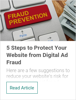 5 Steps to Protect Your Website from Digital Ad Fraud