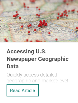 Accessing U.S. Newspaper Geographic Data
