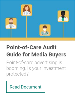 Point-of-Care Audit Guide for Media Buyers