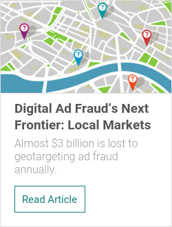 Digital Ad Fraud's Next Frontier: Local Markets