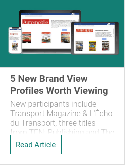 5 New Brand View Profiles Worth Viewing