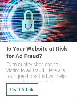 Is Your Website at Risk for Ad Fraud?