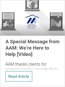 A Special Message from AAM: We're Here to Help [Video]