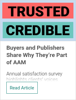 Buyers and Publishers Share Why They're Part of AAM