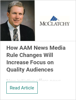 How AAM News Media Rule Changes Will Increase Focus on Quality Audiences