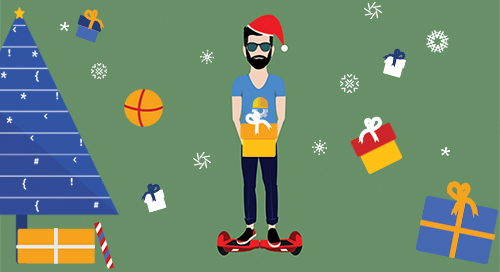 5 Christmas Gifts Your Developers Will Love