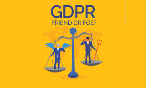 GDPR: Friend or Foe