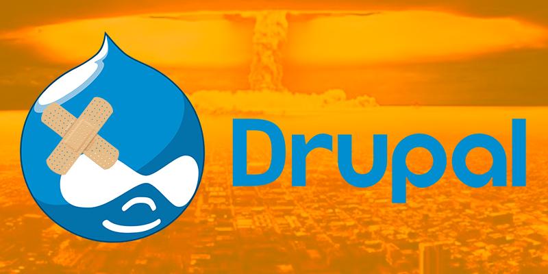 Drupalgeddon 2.0
