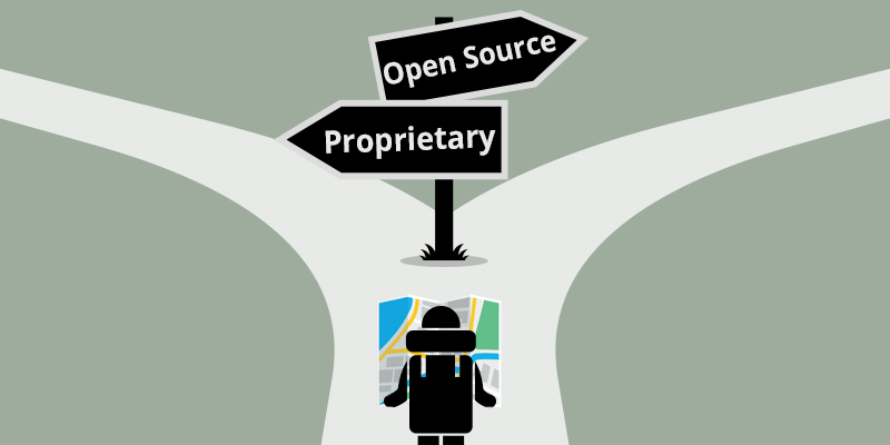 Open Source Vs Proprietary Software Security