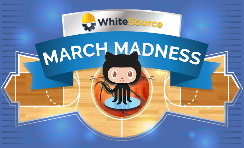 March madness - who is the top GitHub repository