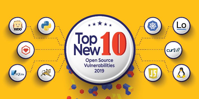Top Ten Open Source Security Vulnerabilities in 2019
