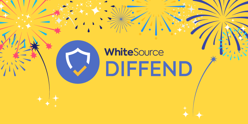 Welcome to WhiteSource, Diffend!