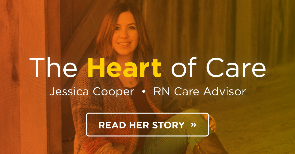 Jessica Cooper, RN Care Manager, Evolent Health