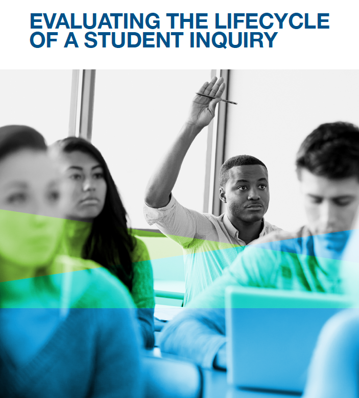 Evaluating the Lifecycle of a Student Inquiry