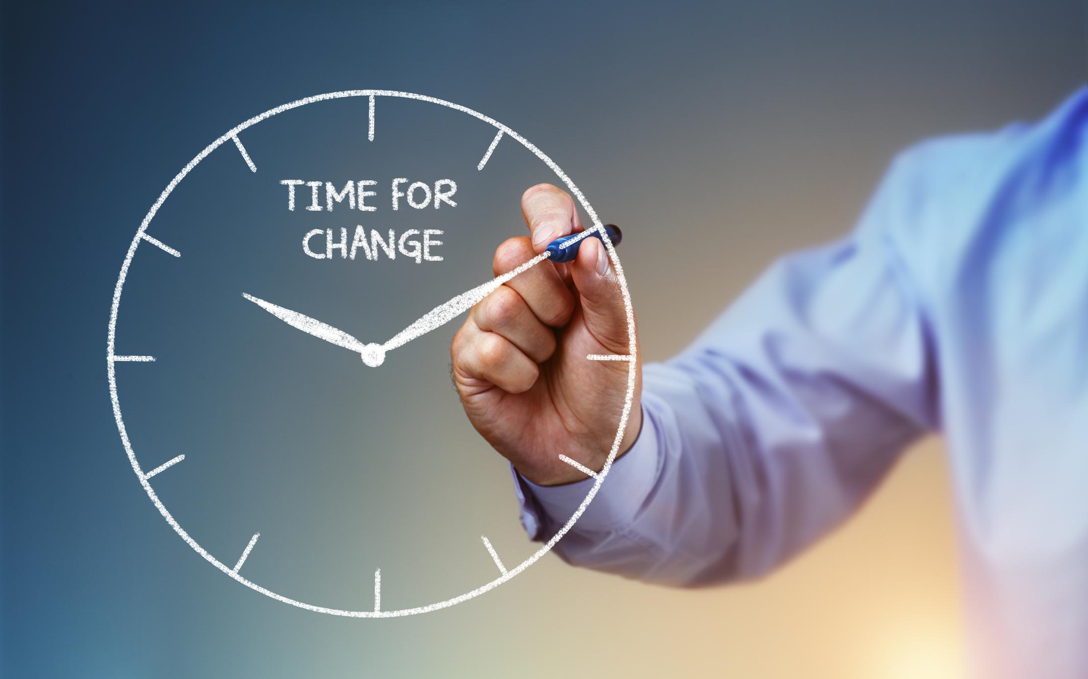 Kozmo 2.0 Time for Change