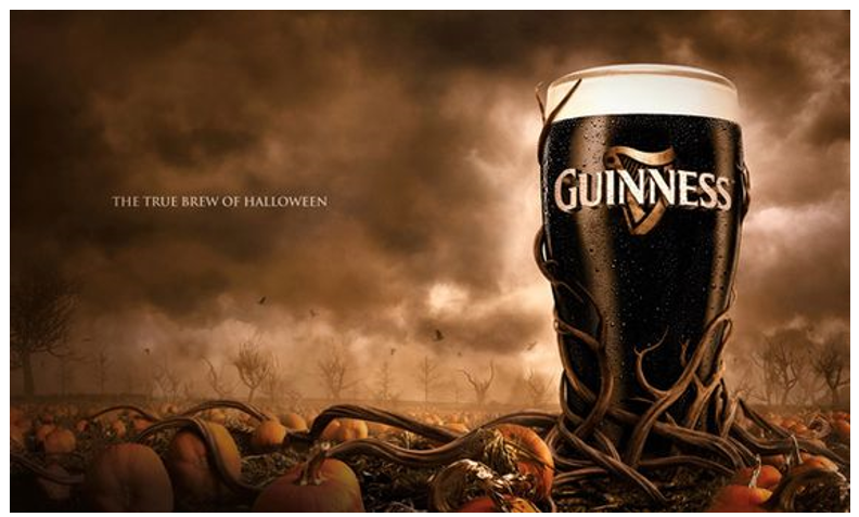 Guinness Brew Beer Autumn in Marketing: The Top 5 Fall Campaigns