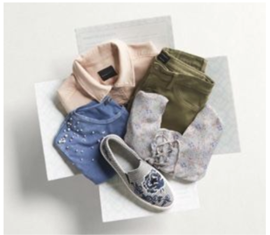 Stitch Fix is the personalized style service for women, men and kids that learns consumers' tastes and grows as they do