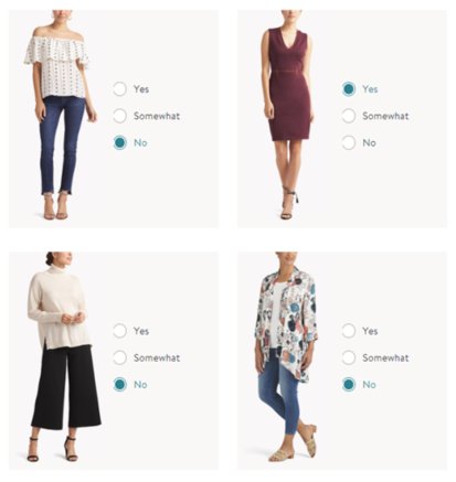 data Stitch Fix new consumers style profiles surveys customize subscription boxes