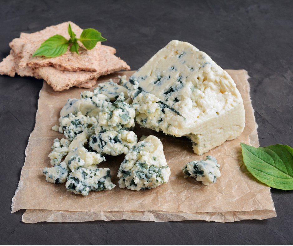 Maytag blue cheese national moldy cheese day marketing