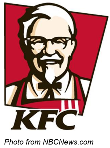 new kfc logo