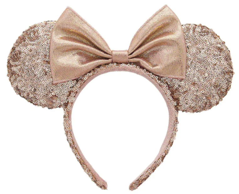 The Obsession of Disney's Rose Gold Ears
