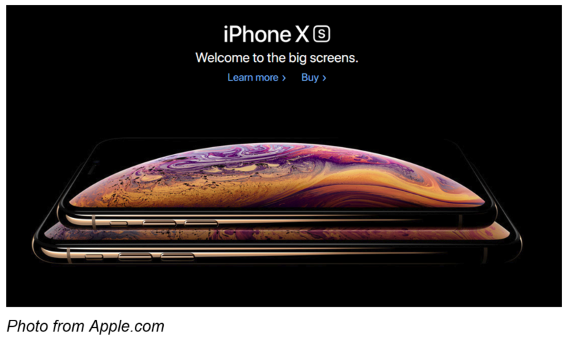 apple iphone x marketing smartphones