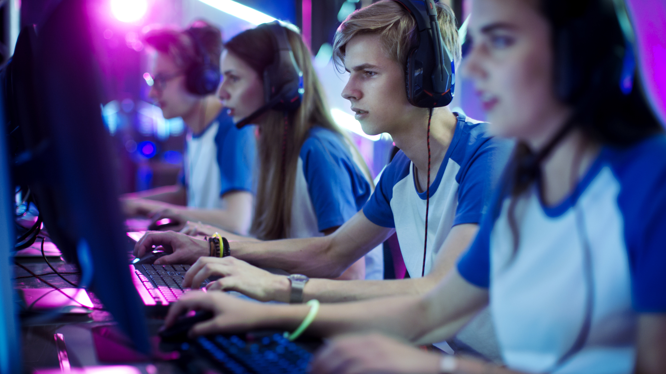 eSports digital marketers adults gen z tournaments
