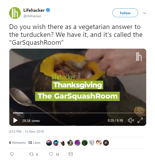 lifehacker thanksgiving turducken