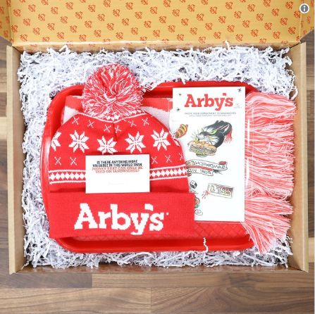 arby's subscription box marketing